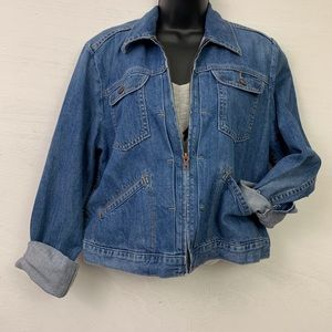 Gap | Denim Blue Jean Jacket